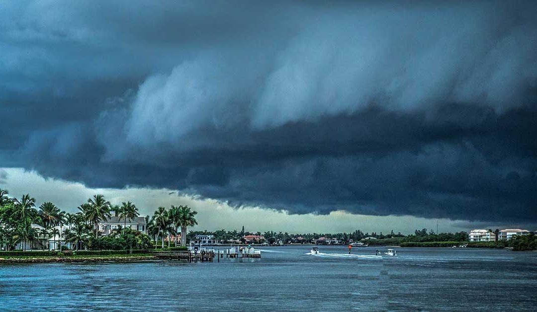 Making A Hurricane Claim.